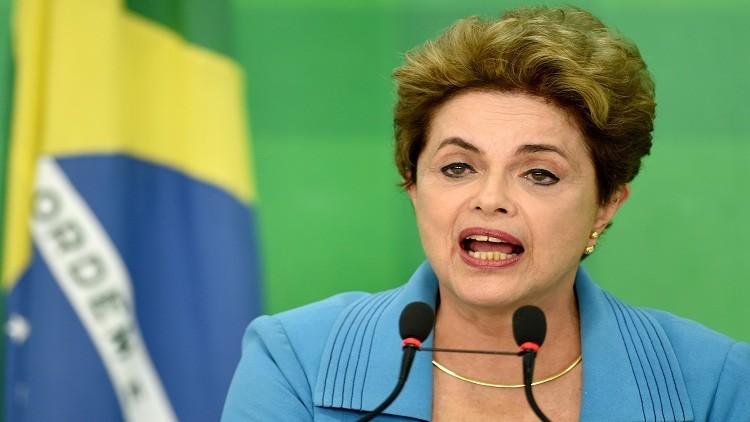 الشيوخ البرازيلي يصوت بشأن محاكمة روسيف