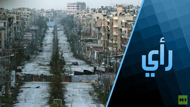 الأزمة السورية بين حلب وجنيف