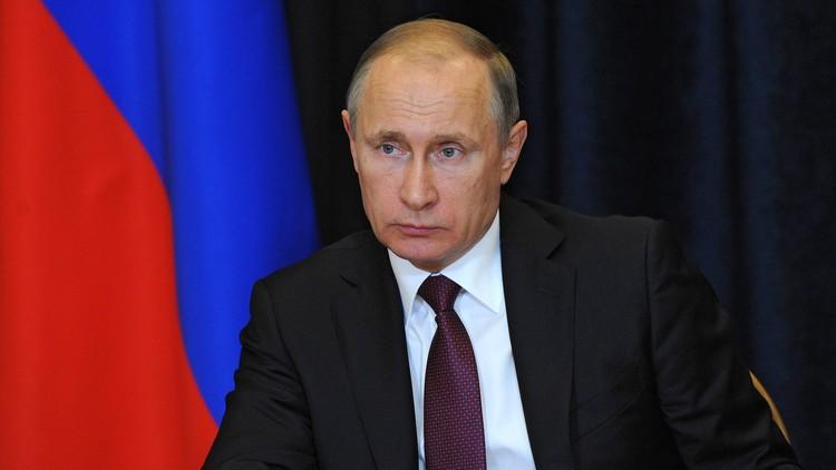 بوتين: أسلحتنا عالية الدقة أظهرت فعاليتها في سوريا