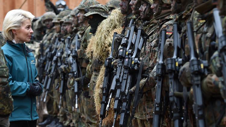زيادة غير مسبوقة في الجيش الألماني بعد الحرب الباردة