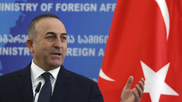وزير الخارجية التركي: لا خطة موحدة ضد