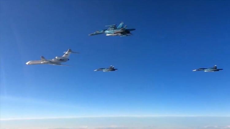 موسكو وواشنطن تبحثان أمن التحليقات في سوريا
