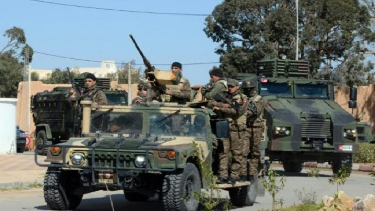 تونس.. مقتل 4 عناصر أمنية ومسلحين باشتباك جنوب البلاد