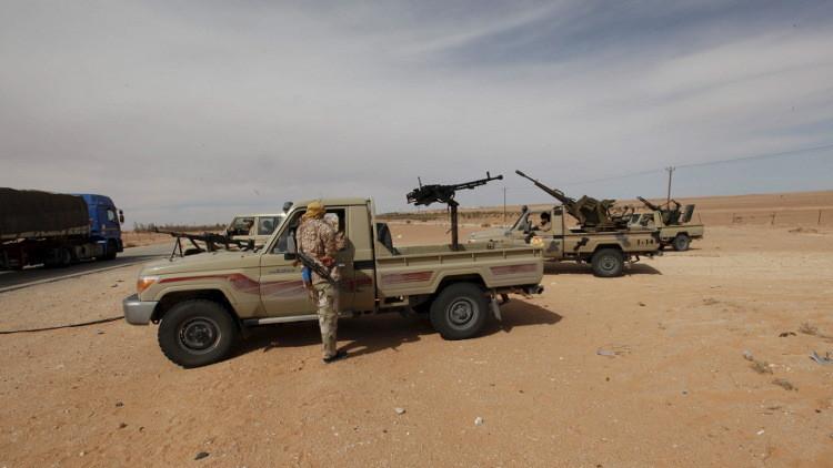 قوات غرب ليبيا تستعد لعملية ضد