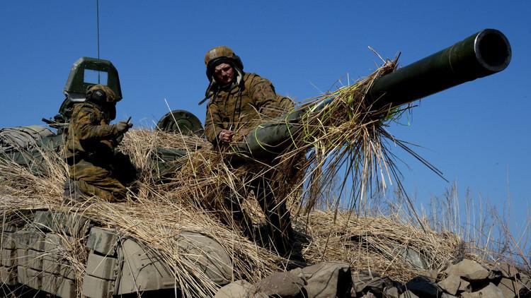 تدريبات عسكرية روسية في ترانسنيستريا