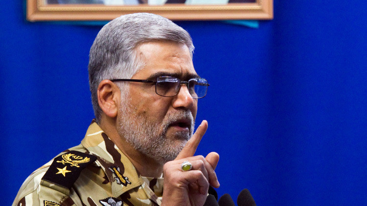 إيران ترسم خطا أحمر لـ