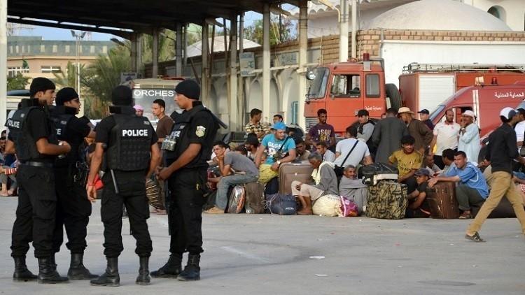 لجنة ليبية تونسية للإشراف على المعابر الحدودية