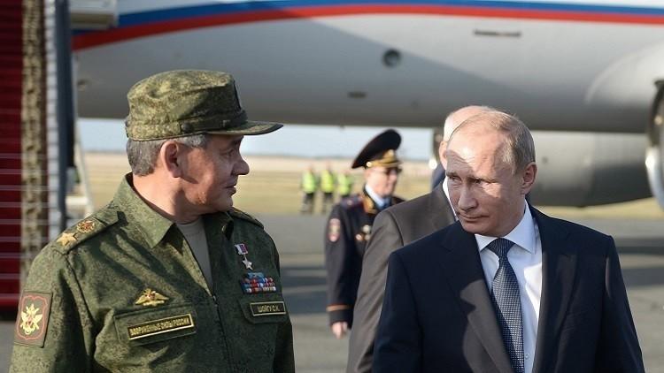 روسيا ستواصل تطوير الصناعات العسكرية