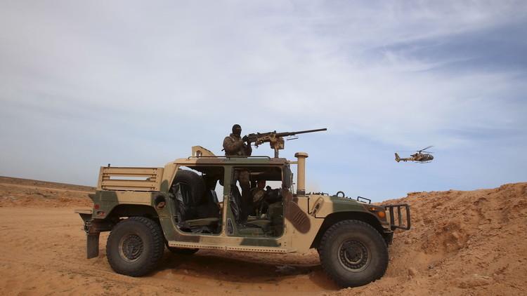تونس تستلم مساعدات عسكرية أمريكية لتأمين حدودها