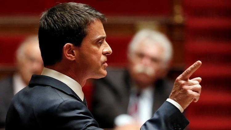 الحكومة الفرنسية تنجو من اقتراع لحجب الثقة