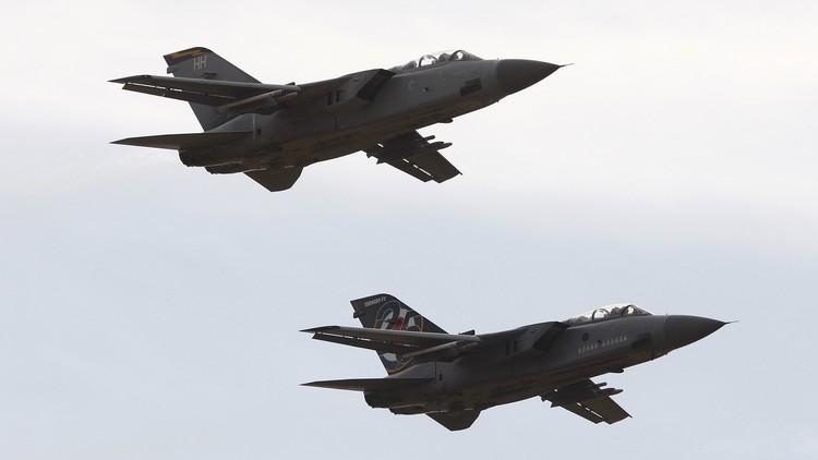 بريطانيا تزعم مرافقة طائرات روسية فوق البلطيق