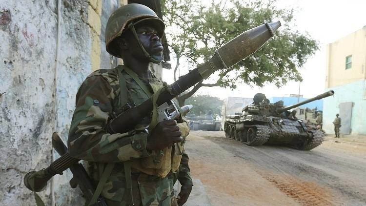 قوات أمريكية تقتل 5 من حركة الشباب في الصومال