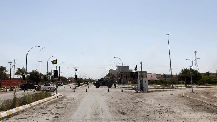 مقتل 16 شخصا في هجوم مسلح على مقهى جنوب تكريت