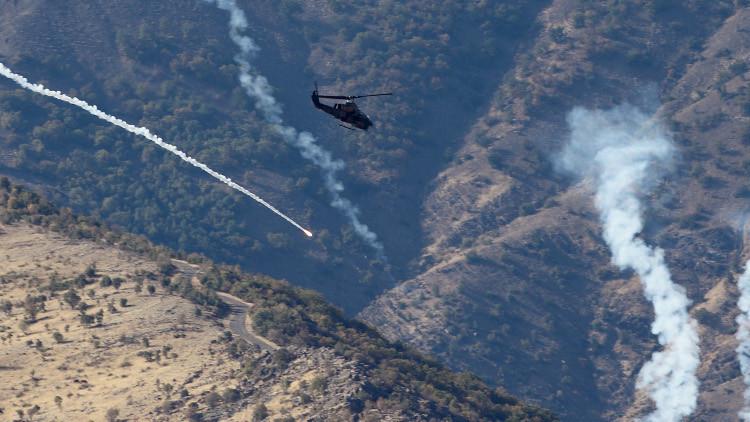 مقتل 8 جنود في اشتباكات بجنوب شرق تركيا