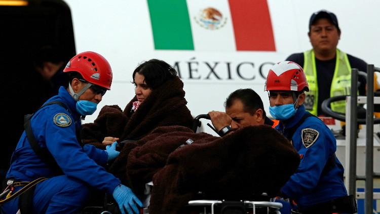 المكسيك غير راضية عن مصر في قضية سياحها القتلى