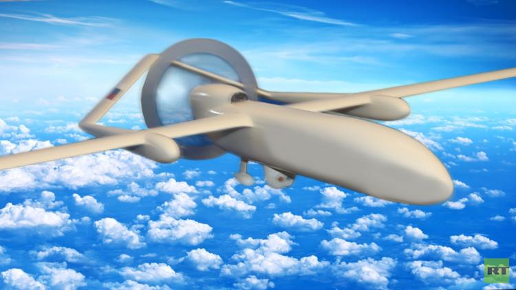 روسيا تبدأ اختبار طائرة ضاربة بلا طيار