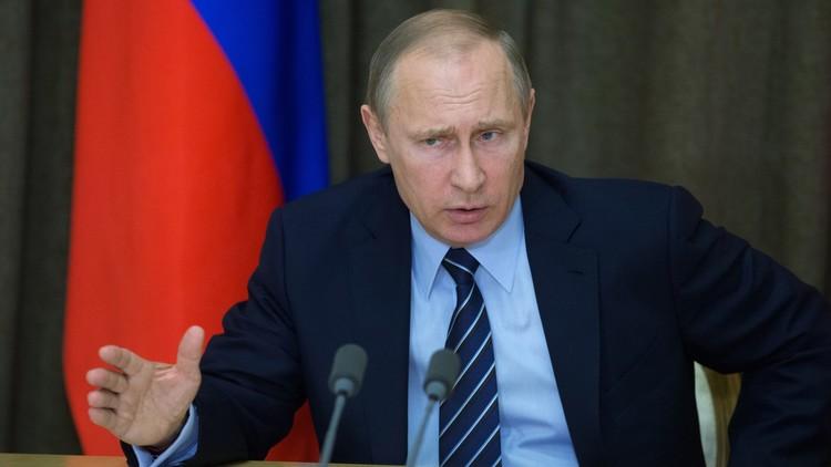 بوتين: سنعدل خطط تسليح جيشنا بما يتناسب مع خطر الدرع الصاروخية