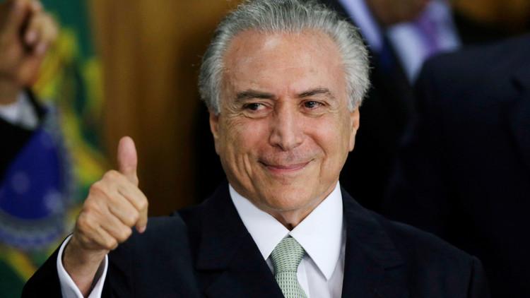ويكيليكس: رئيس البرازيل الجديد عميل أمريكي سابق