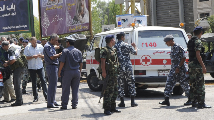 هجمات بالقنابل تستهدف حزبا وسياسيين في جنوب لبنان
