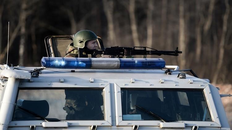 عملية أمنية في دربند الداغستانية جنوب روسيا