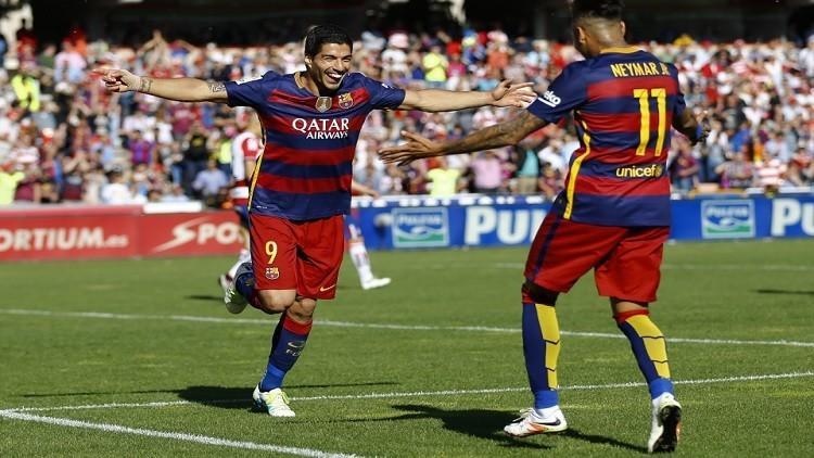 برشلونة يتوج بالليغا للمرة الـ 24 في تاريخه (فيديو)