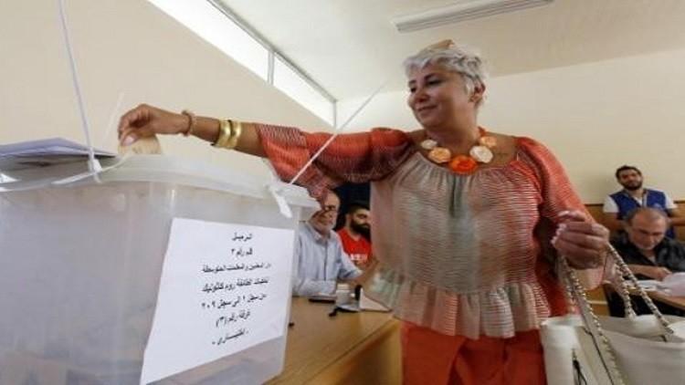 الانتخابات البلدية تتواصل في لبنان