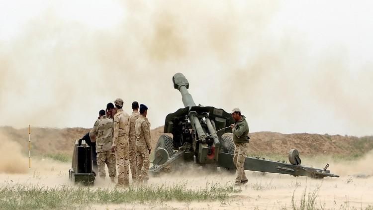 واشنطن: حصار داعش في الموصل بدأ