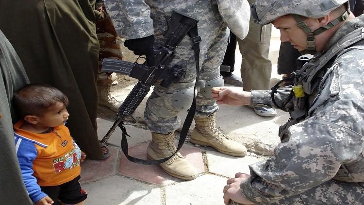 دراسة: أطفال العراق الأكثر تضررا بسبب الحرب