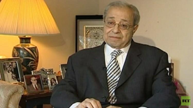 الدبلوماسي اللبناني والمفكر العربي كلوفيس مقصود