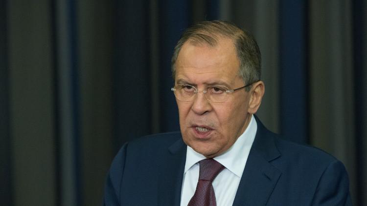 لافروف: عمليتنا الجوية سمحت بتحسين الوضع بسوريا
