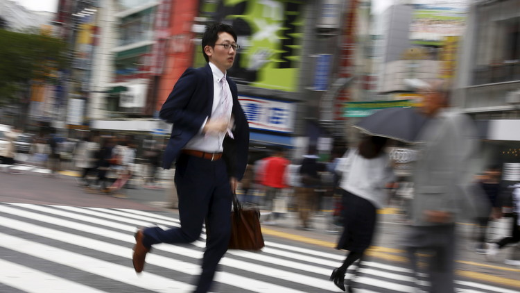 هزة أرضية تضرب العاصمة اليابانية طوكيو