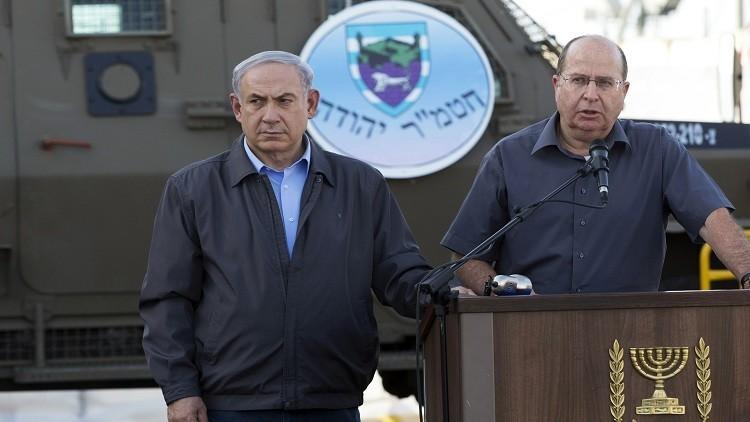 نتانياهو يرفض تعبير قادة الجيش عن آرائهم!