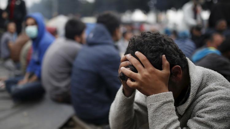 الأمم المتحدة تندد بحجز المهاجرين في اليونان