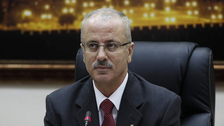 الحمد الله: التنسيق الأمني مع إسرائيل مستمر