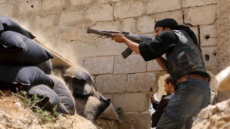 الدفاع الروسية: الجيش السوري صد هجوم داعش في محيط تدمر