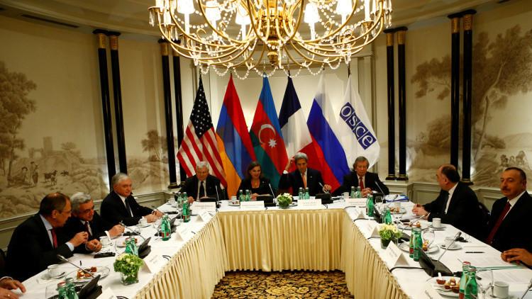 أرمينيا وأذربيجان تتفقان على الهدنة واستئناف التسوية في قره باغ