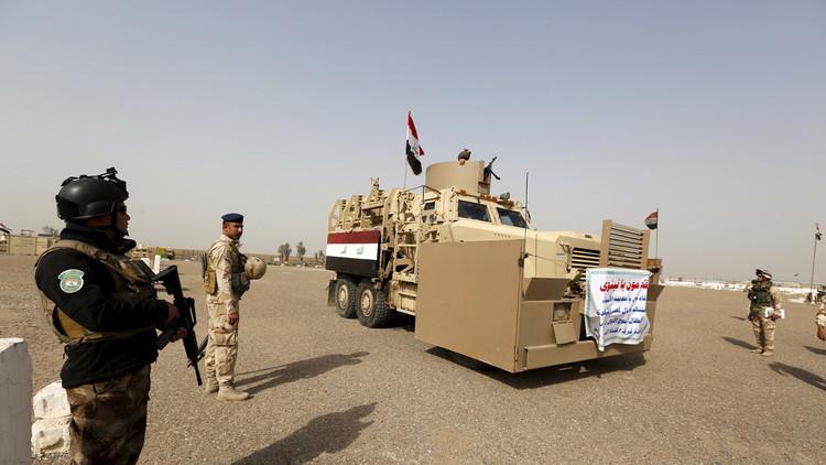 الشرطة العراقية: تحرير مدينة الرطبة بالكامل
