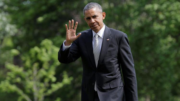 الولايات المتحدة حاربت دائما في عهد أوباما