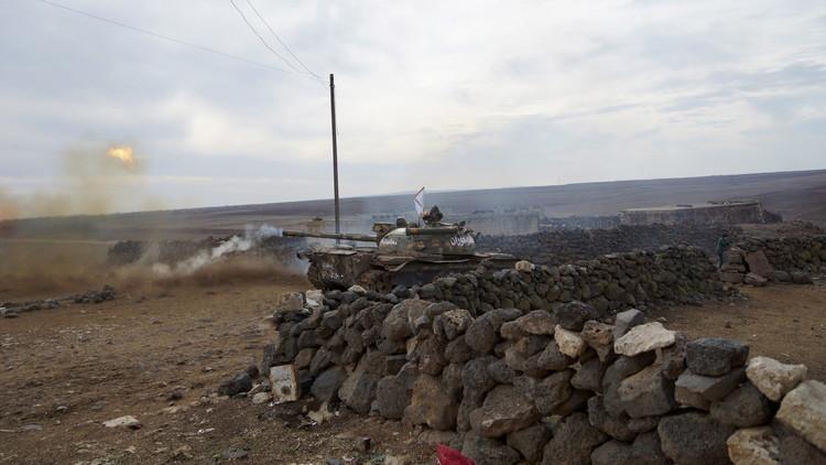 تصاعد القتال في سوريا على محاور عدة