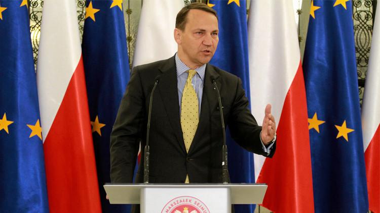 شتائم الساسة في بولندا بسبب روسيا!