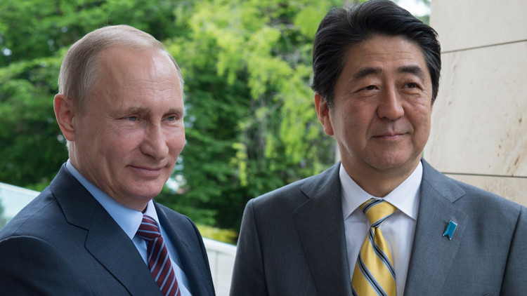 بوتين يزور اليابان العام الجاري