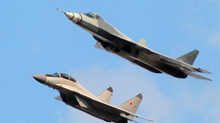مقاتلات بريطانية تعترض طائرات روسية فوق البلطيق