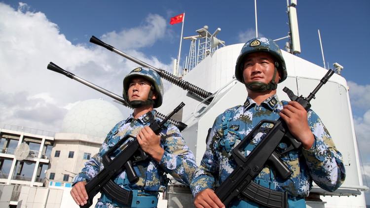 مناورات صينية قبل تنصيب رئيسة تايوان