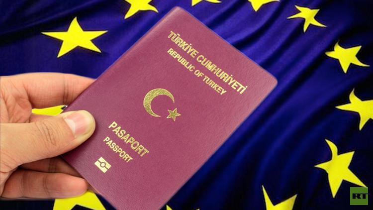الجوازات التركية ستساعد الإرهابيين على الوصول إلى أوروبا
