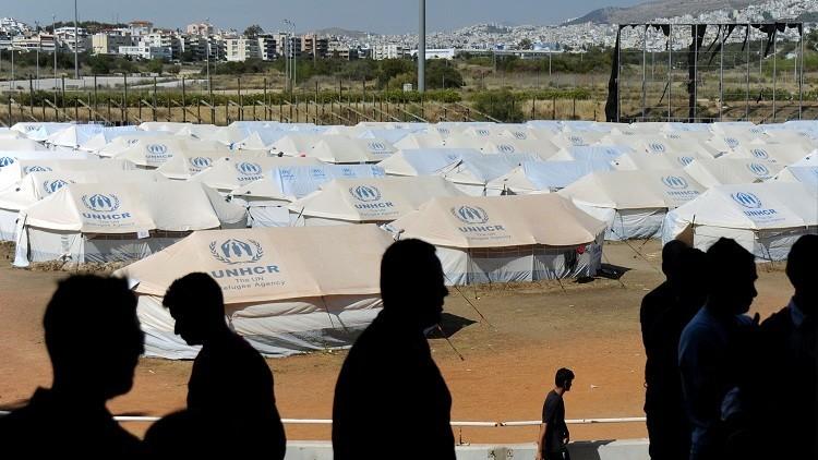 الإمارات تنشئ مخيما للاجئين السوريين في اليونان