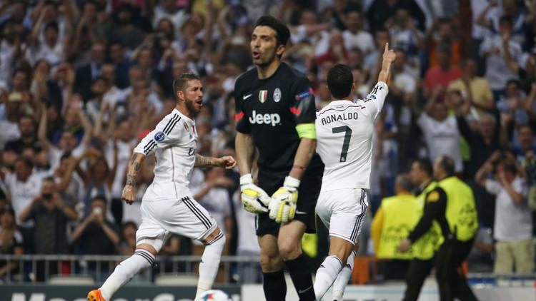 بوفون يغضب جماهير ريال مدريد