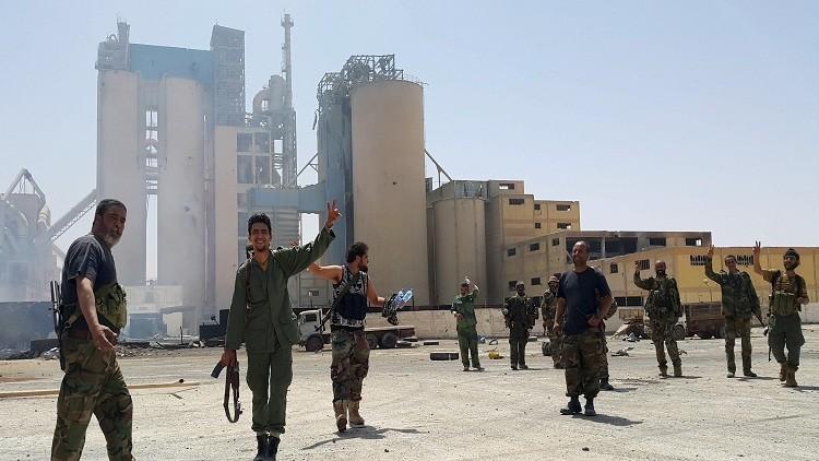 قوات ليبية حكومية تحرر