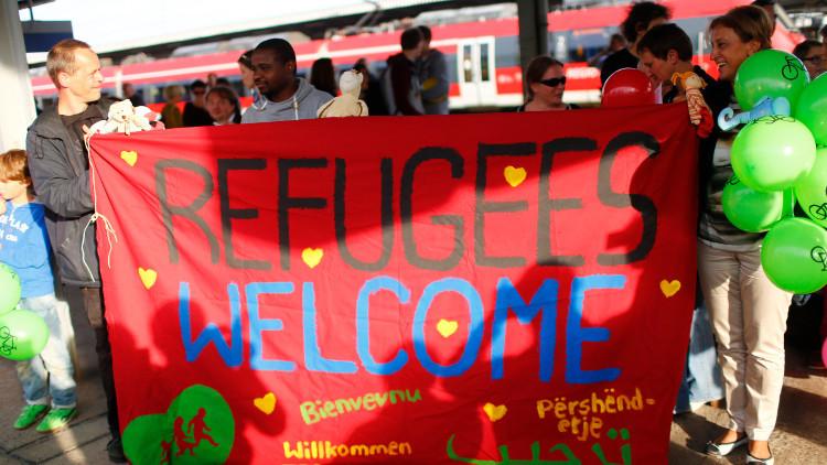 العفو الدولية: 96% من الألمان يرحبون باللاجئين
