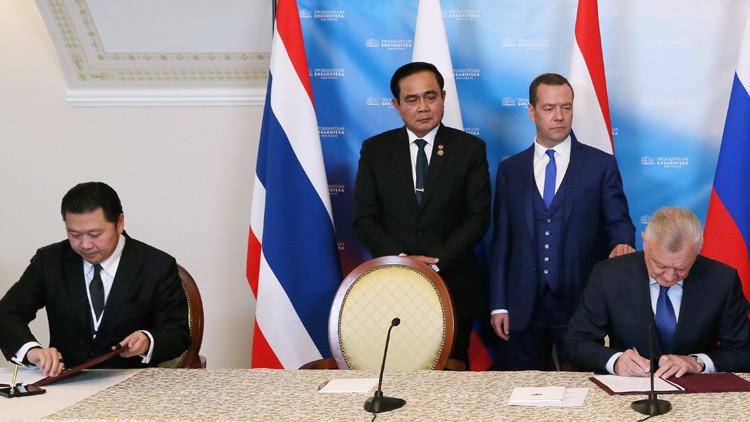 تايلاند تمنح الأفضلية للمستثمرين الروس