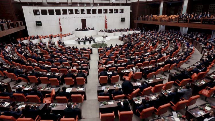 أردوغان يحيل النواب إلى القضاء